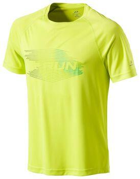 PRO TOUCH Bonito ux Camiseta Manga Corta Running hombre Verde