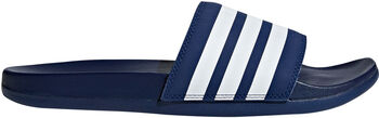 ADIDAS Adilette Cloudfoam Plus Stripes Slides hombre