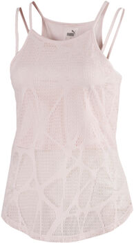 Puma Camiseta de tirantes Studio Strappy Lace Tank mujer