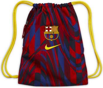 Nike Bolsa deportiva F.C. Barcelona Stadium Rojo