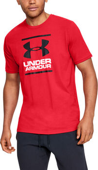 Under Armour Camiseta m/c GL Foundation SS T hombre Rosa