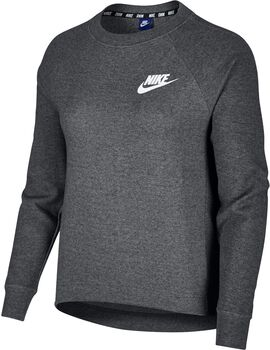 Nike Sportswear Advance 15 Crew Mujer Gris