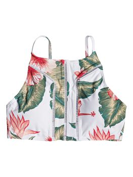 Roxy Dreaming Day - Crop Top de Bikini para Mujer