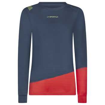 La Sportiva Camiseta Manga Larga Dash mujer