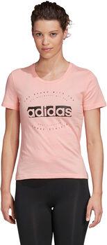 ADIDAS Camiseta Manga Corta KINESICS TEE mujer