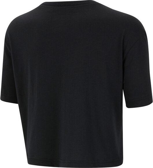 Camiseta Manga Corta Logo Crop