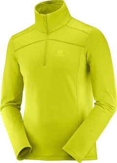 Sudadera DISCOVERY LT HZ M-Citronelle--
