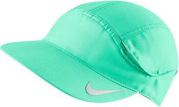 Nike Gorra Dri-FIT Tailwind Fast Run Verde