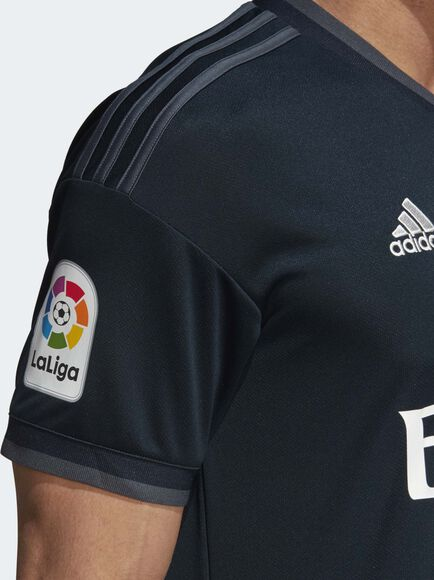 Camiseta segunda equipación fútbol Real Madrid A JSY LFP temporada 2018-2019