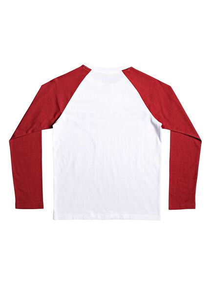 Camiseta manga larga GETBUZZYYTH B TEES SGRH