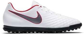 Botas fútbol Nike Magista ObraX 2 Club TF Blanco