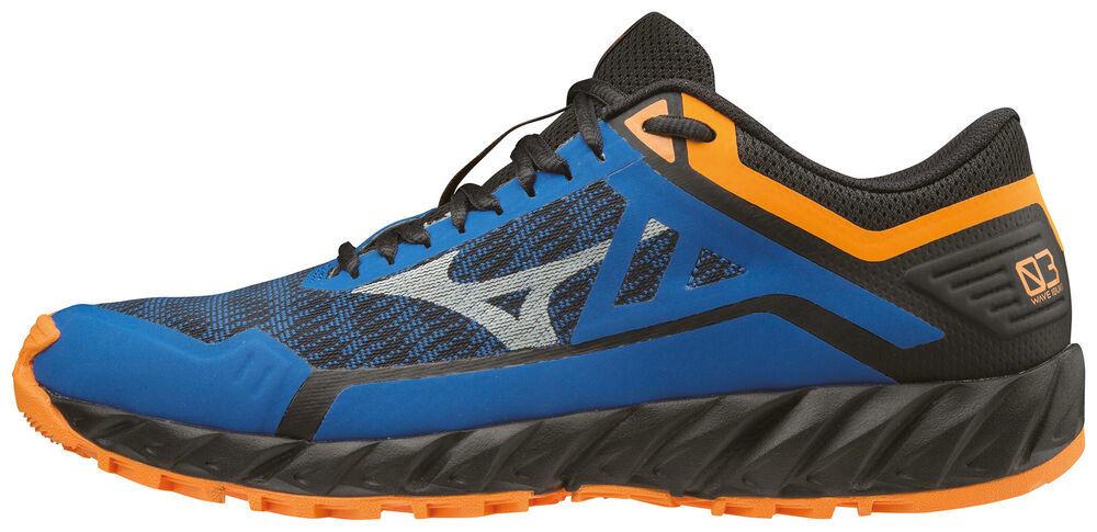 Mizuno - Zapatillas running WAVE IBUKI 3 - Hombre - Zapatillas Running - 42 1/2
