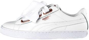 Puma Basket Heart Leather mujer
