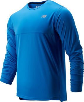 New Balance ACCELERATE LONG SLEEVE hombre