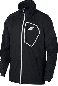 Nike Sportswear Advance15 Jkt Wvn Hombre Negro