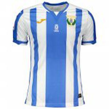 Joma 1ª Camiseta Leganes Blanco-Roy hombre