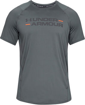 eaee3111effc8 Under Armour Camiseta de manga cortaMK-1 Wordmark para hombre