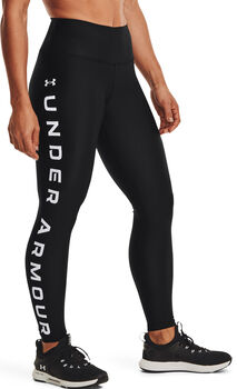 Under Armour Leggings HeatGear® Armour Branded mujer Negro