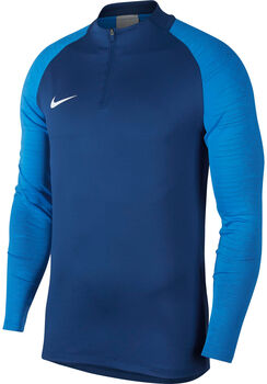 Nike Camiseta m/lNK DRY STRKE DRIL TOP hombre Azul