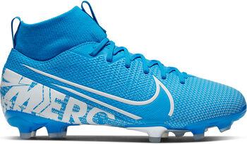 Nike BotaSUPERFLY 7 ACADEMY FG/MG Azul