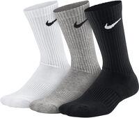 Nike 3P YTH Ctn Cush Crew W/Moist Junior