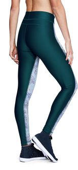 Leggings HeatGear® Armour estampados para mujer