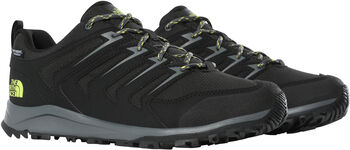 The North Face Zapatillas Venture Fasthike II hombre Negro