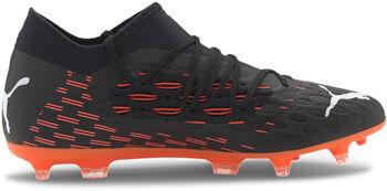 Puma Botas de fútbol Future 6.3 NETFIT FG/AG hombre Negro