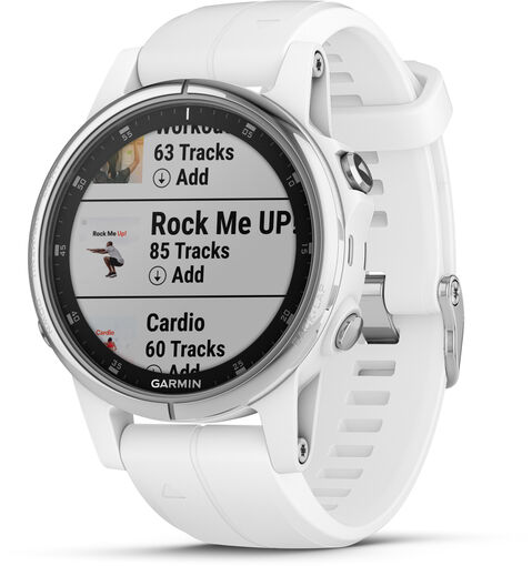 Garmin - Fenix 5S Plus - Unisex - Wearables - TU