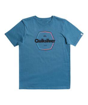 Quiksilver Camiseta Manga Corta Hard Wired