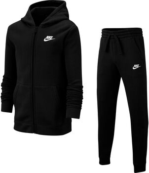 Nike Chandal B NSW TRK SUIT CORE BF Negro