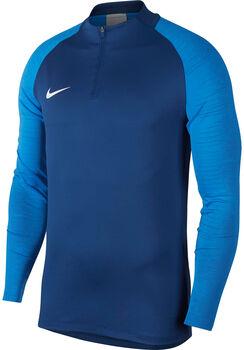 Nike Camiseta m/l M NK DRY STRKE DRIL TOP hombre Azul