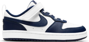 Nike Zapatilla COURT BOROUGH LOW 2 (PS) niño Blanco