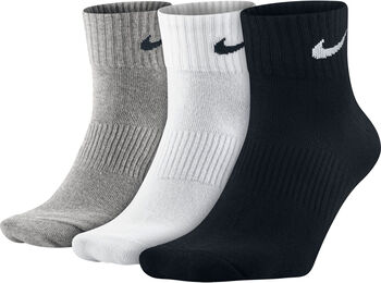 Nike Calcetines Perfect Lightweight Qrter Training (3 Pares)