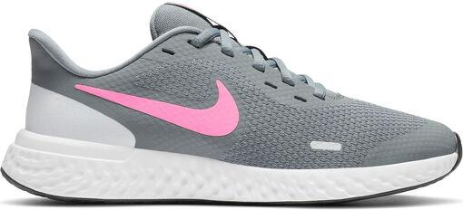 Nike - Zapatilla REVOLUTION 5 (GS) - Unisex - Zapatillas Running - 36 1/2