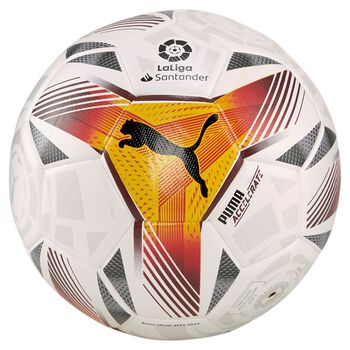 Puma Balon Futbol LaLiga 1 Accelerate Hybrid Blanco