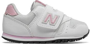 fda0ac55f82 New Balance Zapatillas de velcro 373 Classic Kids niña