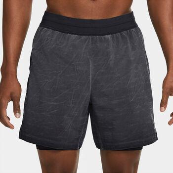 Nike Pantalón corto Yoga Flex 2-in-1 hombre