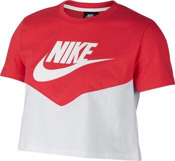Nike Camiseta de manga corta Sportswear mujer Blanco