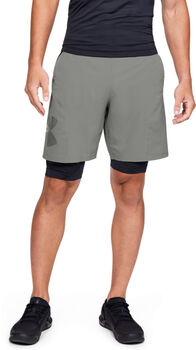 Under Armour Pantalón corto UA Vanish Woven Graphic para hombre Verde