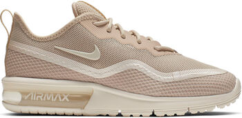 Nike Zapatillas para correr  Airmax Sequent 4.5SE mujer Beige