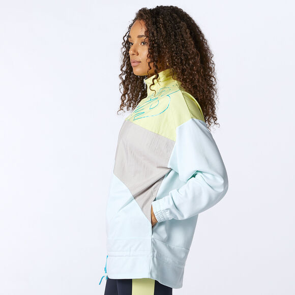 Corta viento Achiever Mix Media Jacket