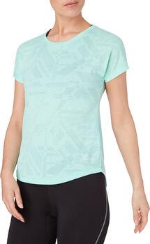 ENERGETICS Camiseta de manga corta running Agny II  mujer