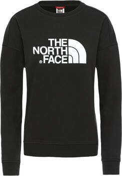 The North Face Sudadera Drew Peak para mujer Negro