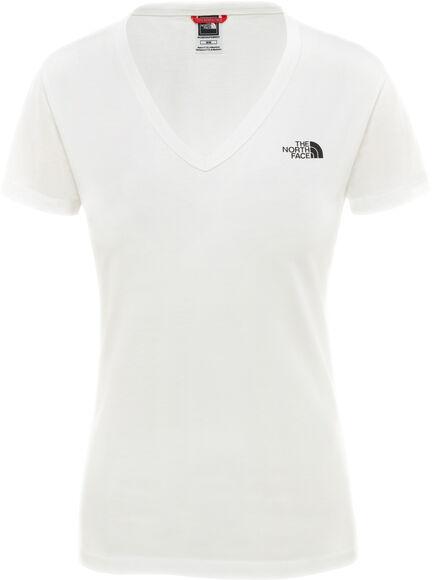 Camiseta Manga Corta Simple Dome