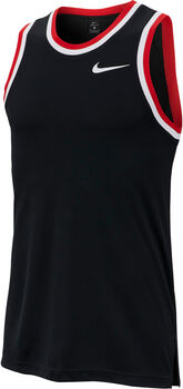 Nike Camiseta de tirantes DRY CLASSIC hombre Negro