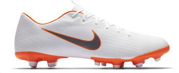 Botas fútbol Nike Mercurial Vapor 12 Academy MG Hombre Blanco