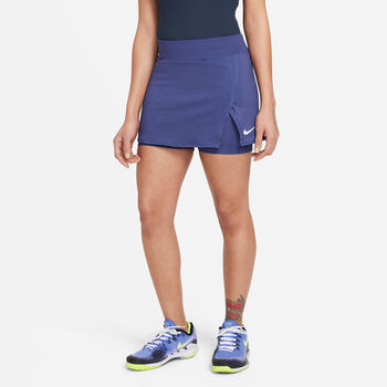 Falda NikeCourt Victory mujer Púrpura