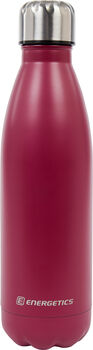 ENERGETICS Botella Metal Bottle 0.5L Rojo