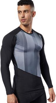Reebok Camiseta de compresión One Series Training hombre